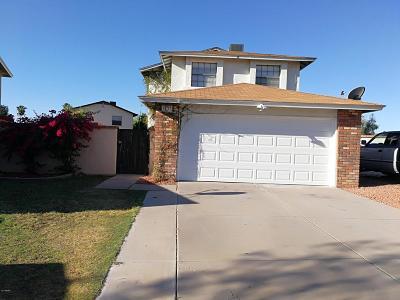 Glendale Single Family Home For Sale: 3733 W Villa Maria Drive