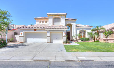 Chandler Single Family Home For Sale: 2422 S Nolina Drive