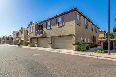 Mesa Condo/Townhouse For Sale: 1255 S Rialto Road #102