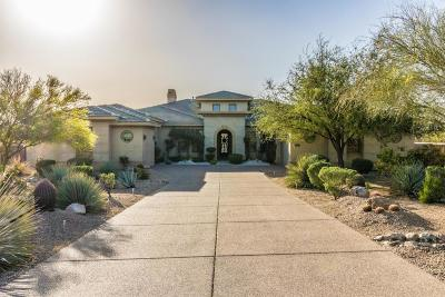Scottsdale Single Family Home For Sale: 36498 N Montalcino Road