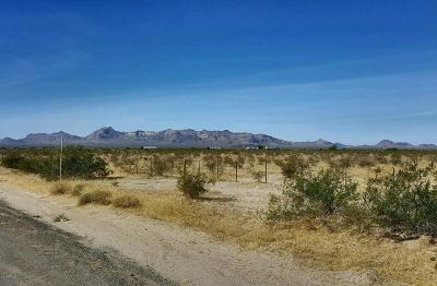 La Paz County Residential Lots & Land For Sale: E Ave 75 Avenue