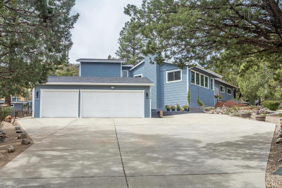 Prescott Single Family Home For Sale: 1019 Country Club Drive
