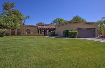 Scottsdale Single Family Home For Sale: 8144 E Quarterhorse Trail