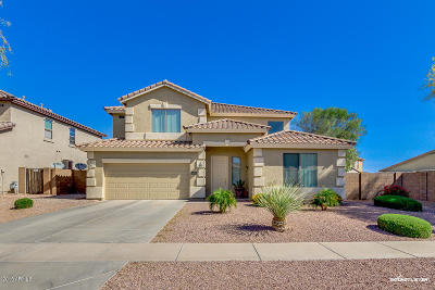 Surprise Single Family Home For Sale: 16976 W Ipswitch Way