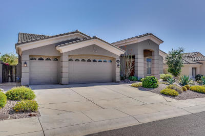 Scottsdale Single Family Home UCB (Under Contract-Backups): 13059 E Poinsettia Drive