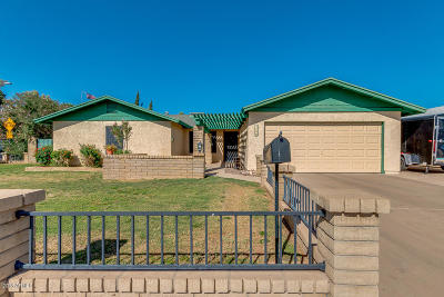 Mesa Single Family Home For Sale: 2110 E Dolphin Avenue