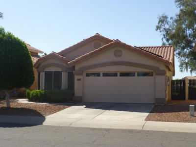 Glendale Single Family Home For Sale: 19816 N 77th Drive