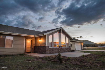 Flagstaff Single Family Home For Sale: 7465 W Bridle Trail
