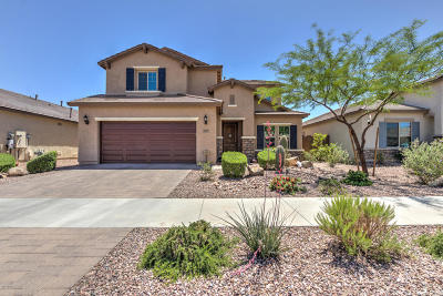 Phoenix Single Family Home For Sale: 2607 W Gray Wolf Trail