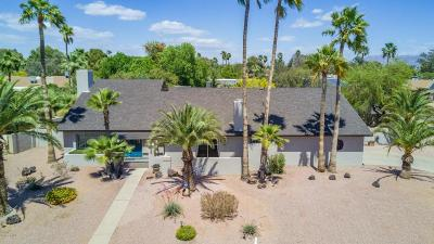 Scottsdale Single Family Home For Sale: 12219 N 59th Street