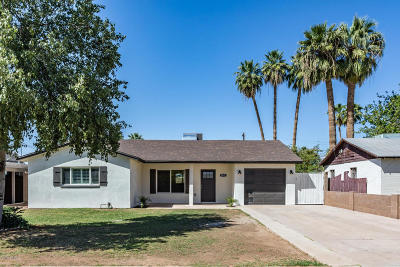 Phoenix Single Family Home For Sale: 2212 E Whitton Avenue