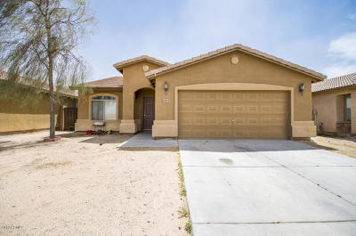 Casa Grande Single Family Home For Sale: 1033 W Nina Drive