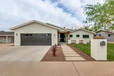 Phoenix Single Family Home For Sale: 5514 E Verde Lane