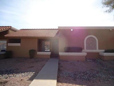 Phoenix Multi Family Home For Sale: 601 Tonopah Drive #6
