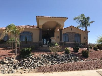 Laveen Single Family Home For Sale: 3739 W Fox Road