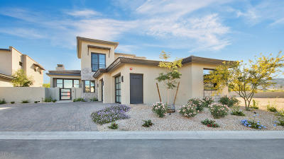 Paradise Valley Single Family Home For Sale: 6312 N Lost Dutchman Drive