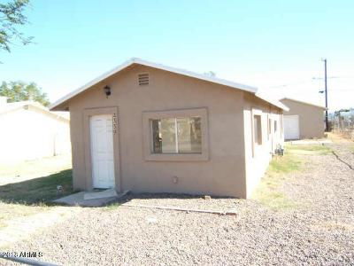 Phoenix Single Family Home For Sale: 2339 S 13th Street