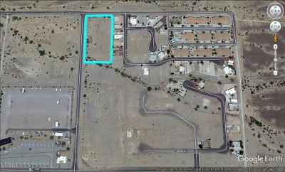 La Paz County Residential Lots & Land For Sale: 545 N Riggles Avenue