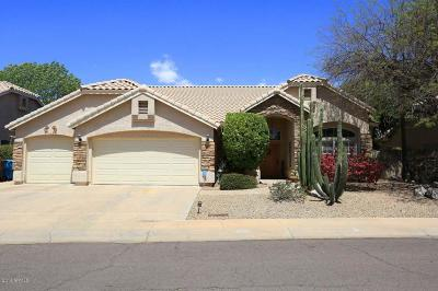 Scottsdale Single Family Home For Sale: 6120 E Kelton Lane