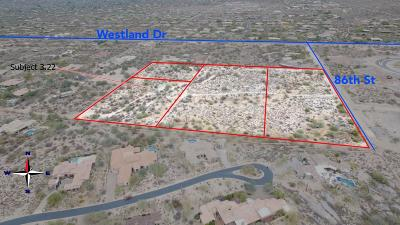 Scottsdale Residential Lots & Land For Sale: 8430 E Smokehouse Trail