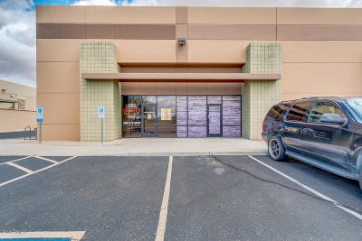Phoenix Commercial Lease For Lease: 24820 N 16th Avenue