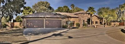 Scottsdale Single Family Home For Sale: 5802 E Shea Boulevard