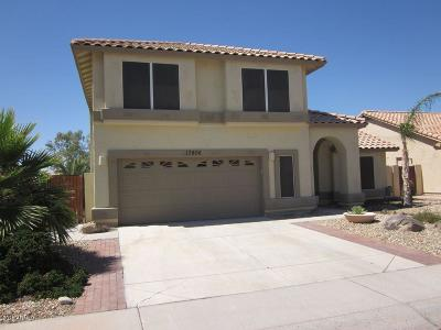 Goodyear Rental For Rent: 17906 W San Alejandro Drive