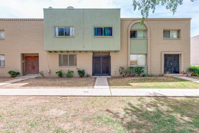 Mesa AZ Condo/Townhouse For Sale: $174,900