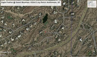 Scottsdale Residential Lots & Land For Sale: 10234 E Joy Ranch Road