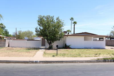 Phoenix Single Family Home For Sale: 1617 N 22nd Place