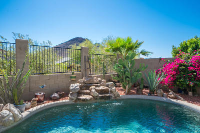 Phoenix AZ Single Family Home For Sale: $405,500
