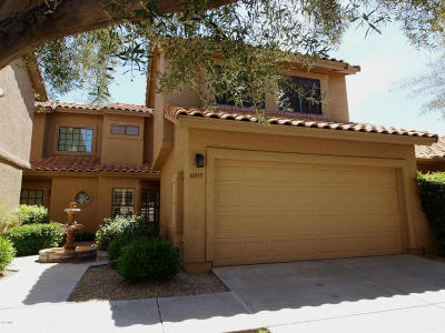 Scottsdale Condo/Townhouse For Sale: 6915 N 78th Street