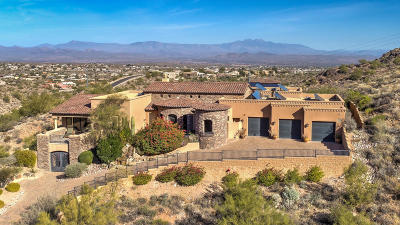 Fountain Hills Single Family Home For Sale: 14529 N Quartz Court