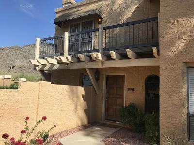 Phoenix Condo/Townhouse UCB (Under Contract-Backups): 707 E North Lane #2