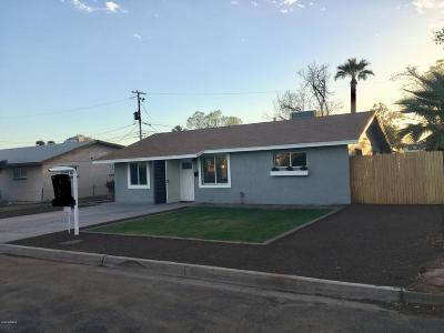 Phoenix AZ Single Family Home For Sale: $260,000