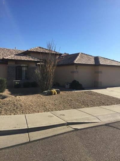 Phoenix Rental For Rent: 1723 E Runion Drive