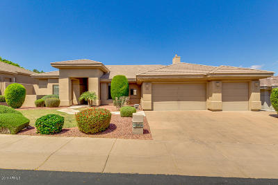 Phoenix Single Family Home For Sale: 2716 E Evans Drive