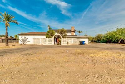 Mesa Single Family Home For Sale: 1705 N Center Street