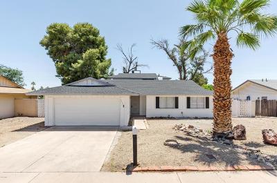 Glendale Single Family Home For Sale: 4813 W Belmont Avenue