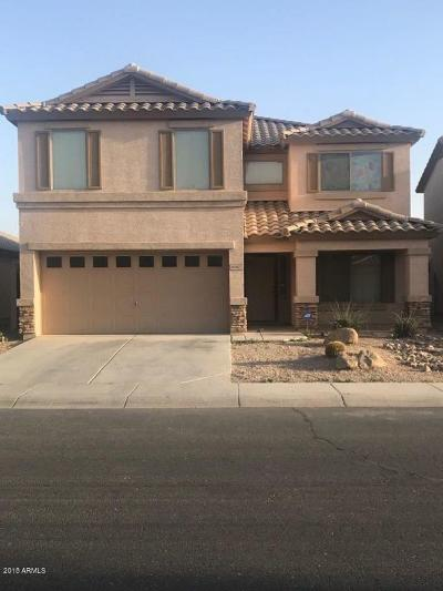 Maricopa Single Family Home For Sale: 40413 W Thornberry Lane