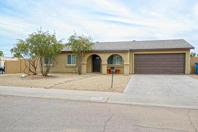 Phoenix Single Family Home For Sale: 3419 E Gelding Drive