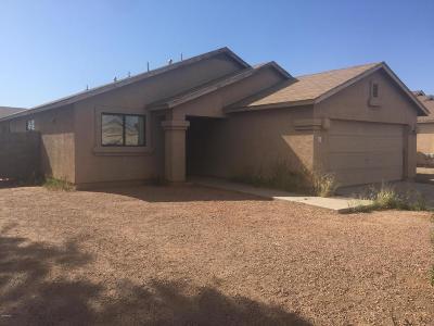 Buckeye Single Family Home For Sale: 562 N Rubel Court