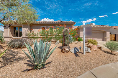 Scottsdale Single Family Home For Sale: 7622 E Manana Drive