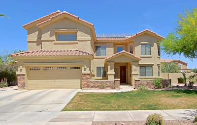 Queen Creek Single Family Home For Sale: 18560 E Strawberry Drive