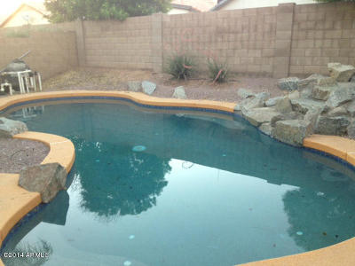 Phoenix Rental For Rent: 3006 W Melinda Lane