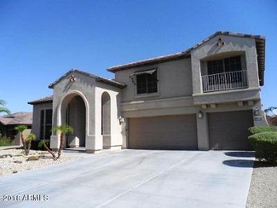 Peoria Single Family Home For Sale: 9556 W Blue Sky Drive