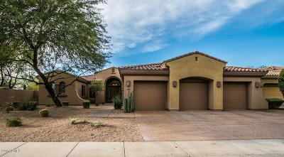 Phoenix Single Family Home UCB (Under Contract-Backups): 3951 E Nocona Lane