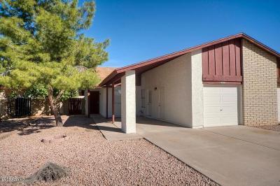 Tempe Condo/Townhouse For Sale: 1438 E Palmdale Drive