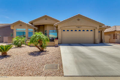 Maricopa County, Pinal County Single Family Home For Sale: 10927 E Plata Avenue