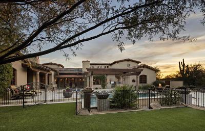 Scottsdale Single Family Home For Sale: 33347 N Vanishing Trail